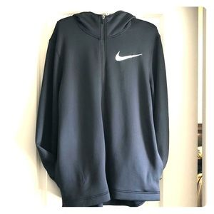 Men's Nike Full-zip Basketball Hoodie